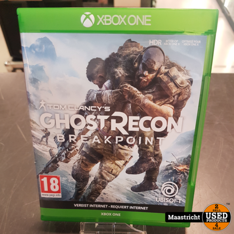 Ghost Recon breakpoint - XBOX One Game