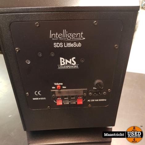 BNS Intelligent SDX-Little Subwoofer   80 Watt