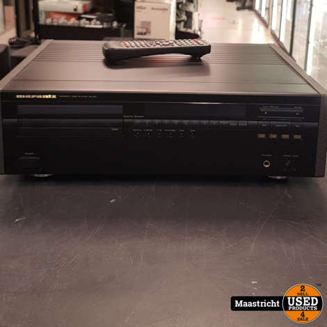 Marantz CD-80 High-End cd player, in zeer goede staat, met afstandsbediening