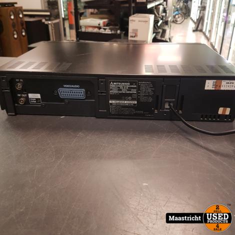 Mitsubischi video cassette recorder HS-E10