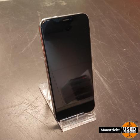 iPhone XS 256GB wit met klein defect in het scherm