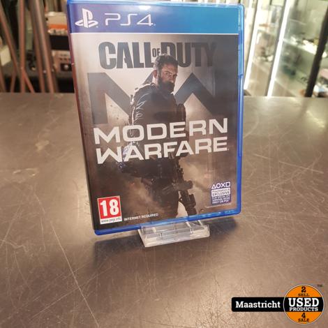 COD - Modern warfare - PS4 Game