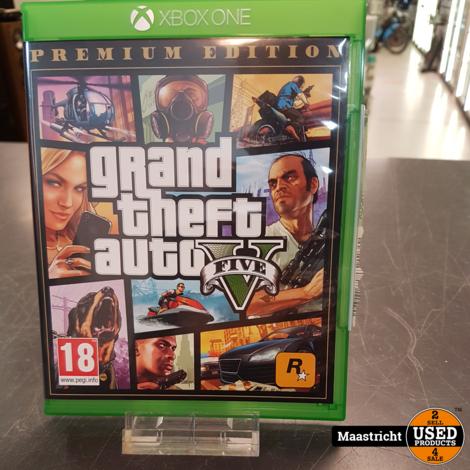 GTA V - XBOX One Game