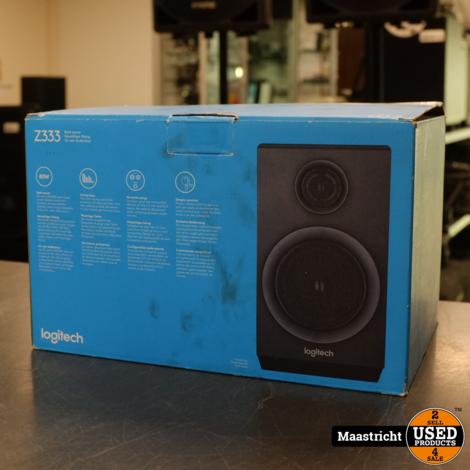 Logitech Z333 2.1 PC Speakers 40W   nieuwprijs 59.99