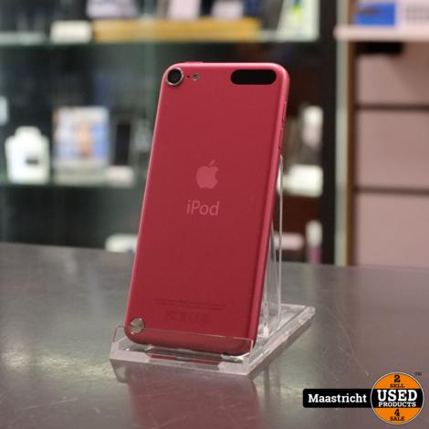 Apple ipod 5e Gen 16GB rood