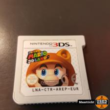 Super Mario 3D Lands - N3DS Game