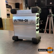 Ultra-DI behringer