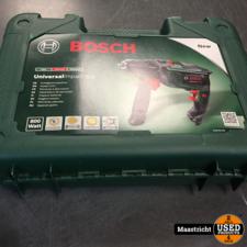 Bosch Universal Impact 800, als nieuw  nwpr 108 euro