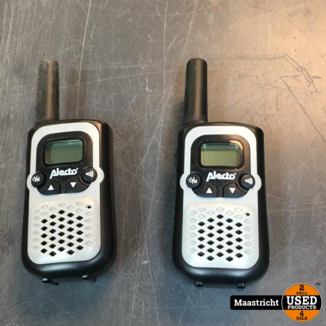 Alecto FR-15 walkie talkie set