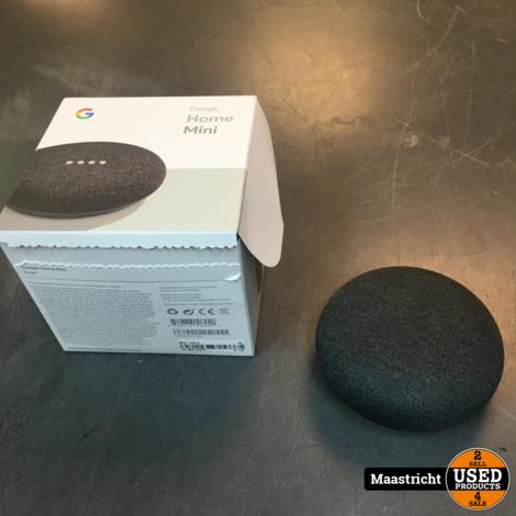 Google home mini smart speaker | als NIEUW in doos