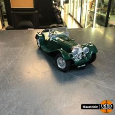 1937 Jaguar SS 100 Burago 1/18