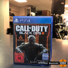 Playstation Ps4 Call of Duty Black Ops 3