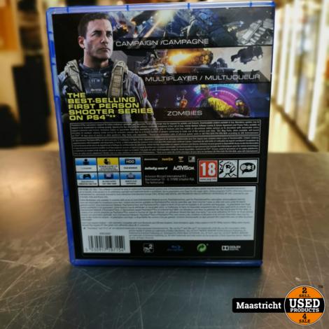 Call of Duty Infinite Wafare Ps4
