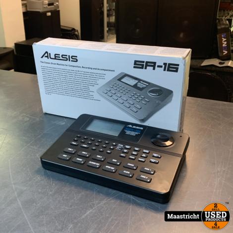 Alesis SR-16 drum computer