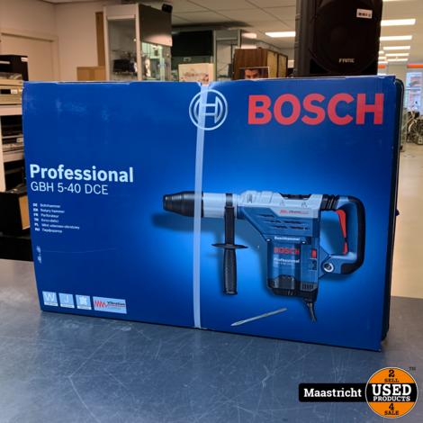 Bosch boorhamers Professional GBH 5-40 DCE