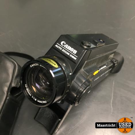 CANON auto zoom 318m  Vintage filmcamera