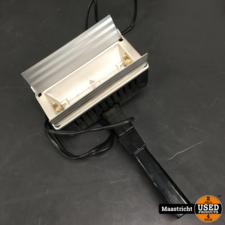 Vintage filmlamp  1000 watt halogeen
