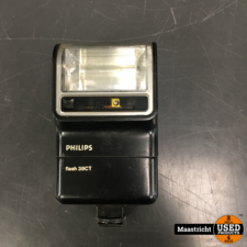 Philips flash 38CT  flitser voor analoge camera