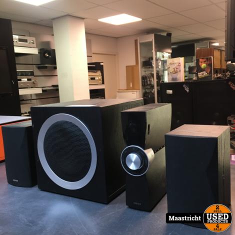 Edifier C3X - 2.1 speakerset / Zwart | in prima staat | nwpr 174 euro