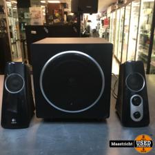 Logitech Z532  2.1 pc-speakers