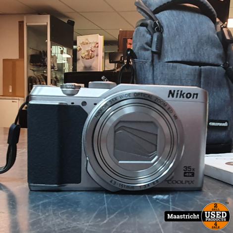 Nikon Coolpix A900 vlogcamera - Zgan