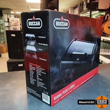 Buccan Kiama plug & grill (Nieuw!)