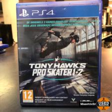 Playstation Tony Hawk's pro skater 1+2 ps4