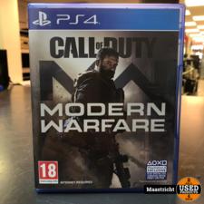 Call Of Duty Modern Wafare   Ps4