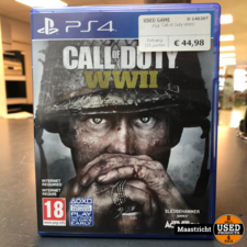 Playstation Call Of Duty WWII Ps4