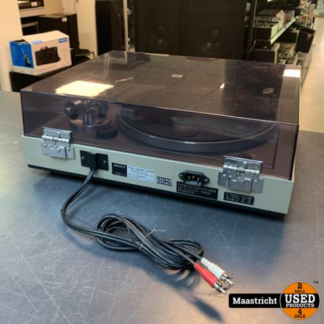 Sony PS-2350 platenspeler