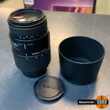 Sigma 70-300mm 1:4-5.6 D APO Macro lens voor nikon