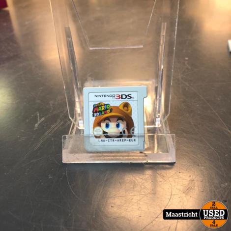Super Mario  3D land Nintendo 3DS Game