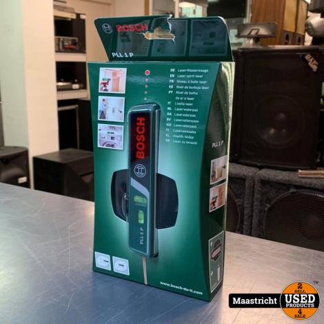 Bosch lijnlaser PLL 1 p