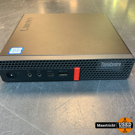 LENOVO Thinkcentre M720 , i5 8th gen , 8GB RAM , 256GB SSD + Monitor