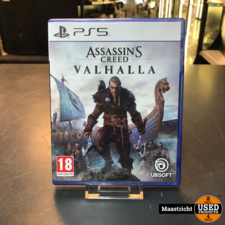 PS5 Game - Assasin's Creed Valhalla
