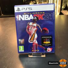 PS5 Game NBA2K21
