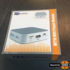 WT10 Wifi Player Module, audio streaming 2.0