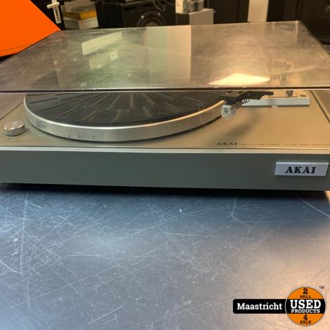 AKAI AP-B20C platenspeler, geserviced, getest en afgesteld