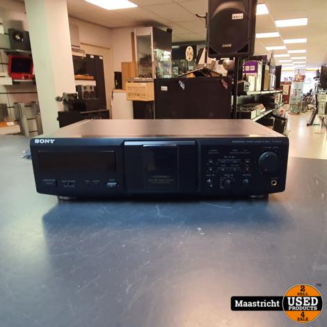 SONY TC-RE340 auto-reverse cassettedeck