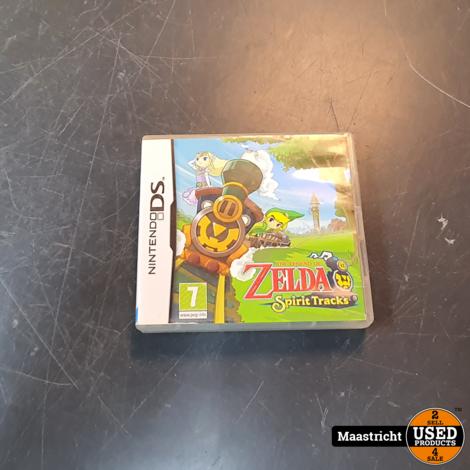 Zelda Spirit Tracks - nintendo 2ds 3ds -