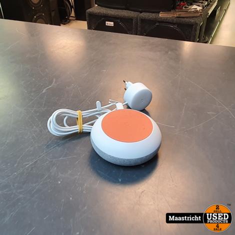 Google Home Mini met garantie