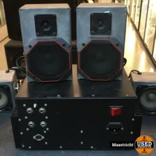 Elektor prototype eindversterker 4x 70 watt RMS