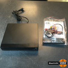 ok OPD24040  DVD-speler met HDMi, in nieuwstaat