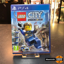 Ps4 Lego: City Uncover Ps4