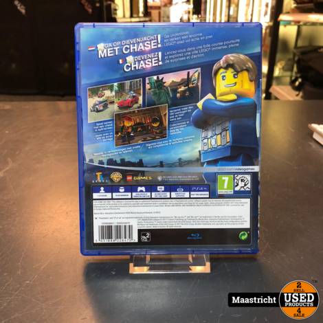 Lego: City Uncover Ps4