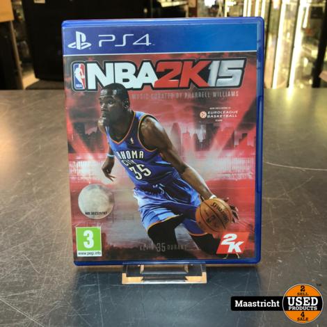 Nba 2K 15 PS4