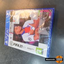 Sony PS4 FiFA 21 Sealed