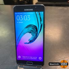 Samsung Galaxy A5 2016 , zwart, 16 GB | nette staat mét garantie