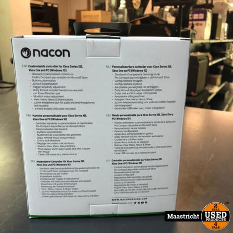 NACON Pro compact controller , nieuw in doos , nwpr. 49.99 Euro