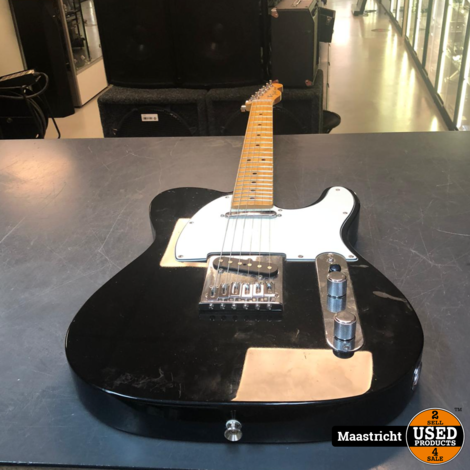 fender standard telecaster made in mexico